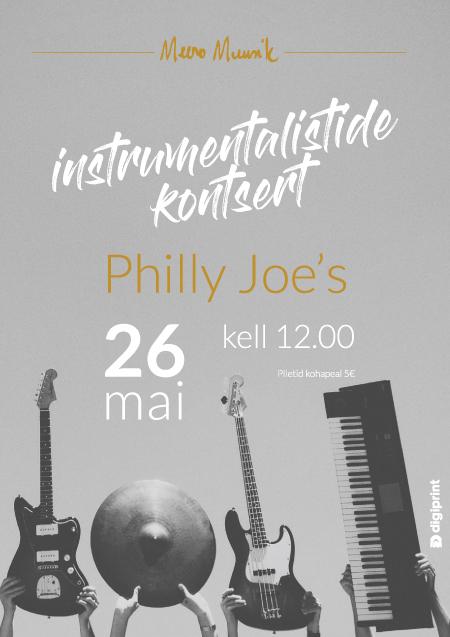 Instrumentalistid PJs 2019
